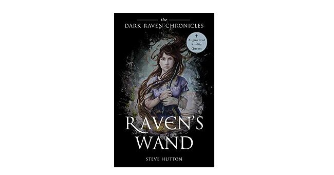Feature Image - Raven's Wand by Steve Hutton