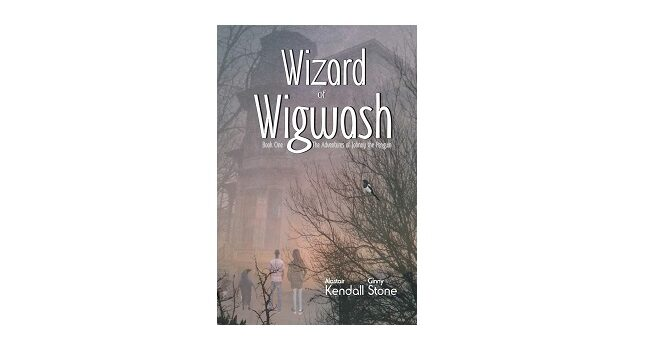 Feature Image - Wizard of Wigwash by Alistair Kendall and Ginny Stone