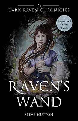 Raven's Wand by Steve Hutton