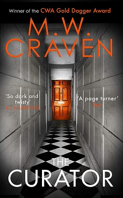 The Curator by M.W. Craven