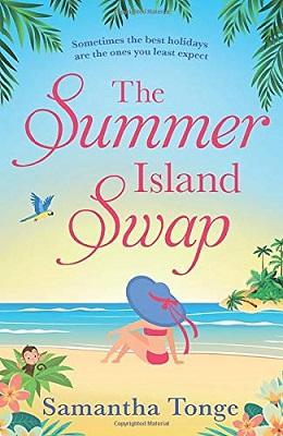 The summer Island Swap by Samantha Tonge 1