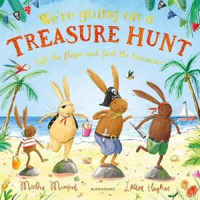 Were Going on a Treasure Hunt by Martha Mumford