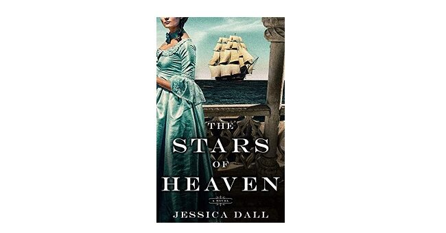 Feature Image - The Stars of Heaven Jessica Dall