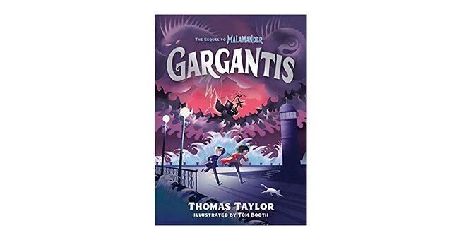Feature Image - Gargantis by Thomas Taylor
