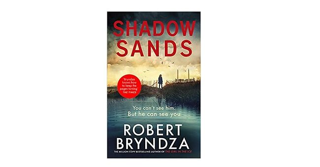 Feature Image - Shadow Sands by Robert Bryndza