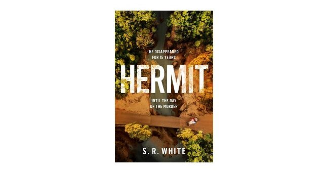 Feature Image - Hermit by S.R. White