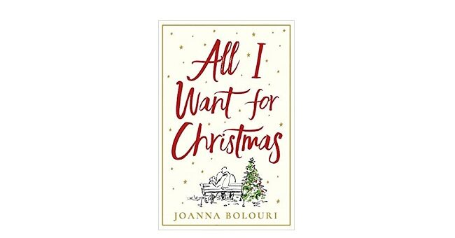 Feature Image - All I Want for Christmas by Joanna Bolouri