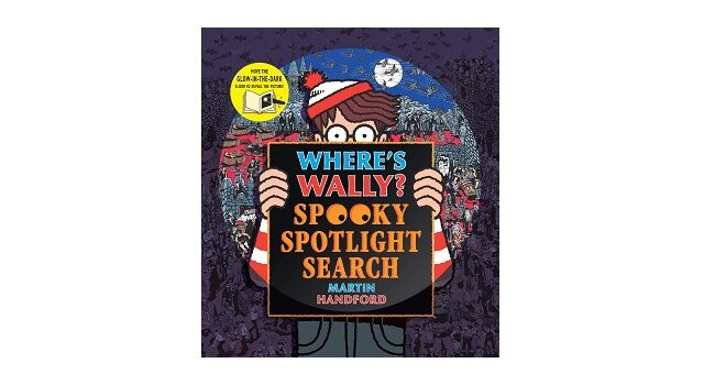 Feature Image - Where's Wally Spooky Spotlight Search by Martin Handford