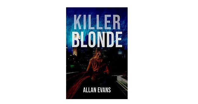 Feature Image - Killer Blonde by Allan Evans