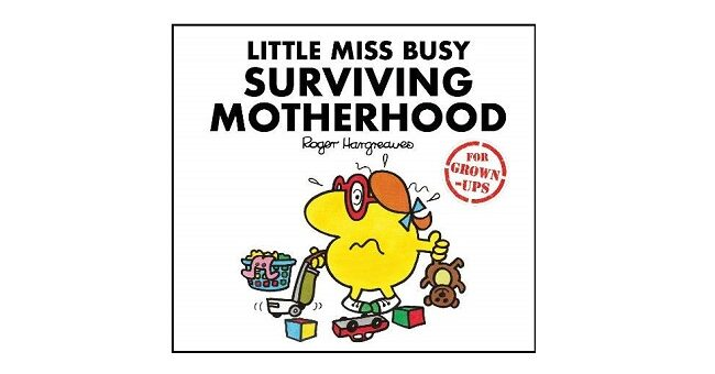 Feature Image - Little Miss Busy Surviving Motherhood