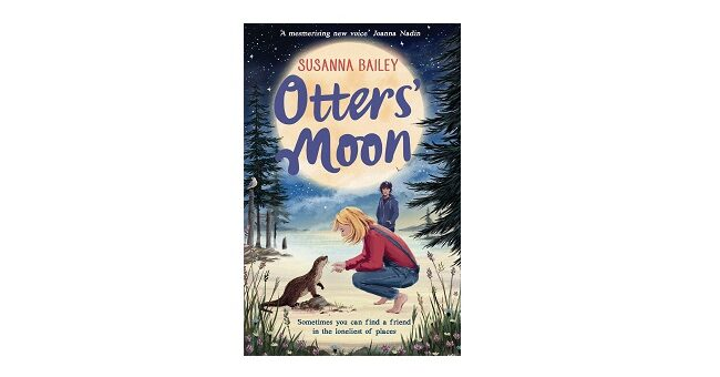 Feature Image - Otters Moon by Susanna Bailey