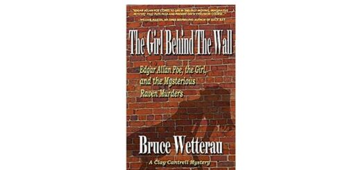 Feature Image - The Girl Behind the Wall by Bruce Wetterau