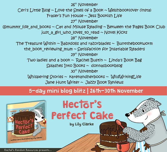 Hectors Perfect Cake Full Tour Banner
