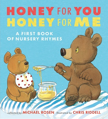 Honey for you Honey for me by Mich