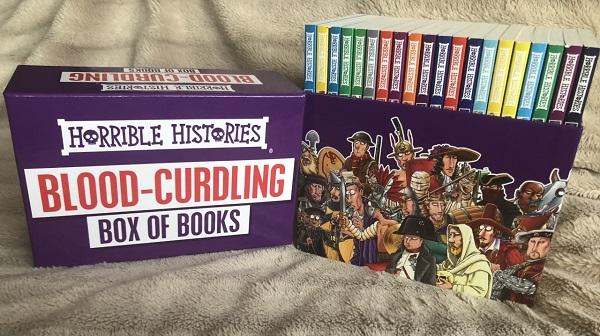 Horrible Histories Box Set 2