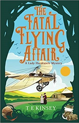 The Fatal Flying Affair by T.E. Kinsey