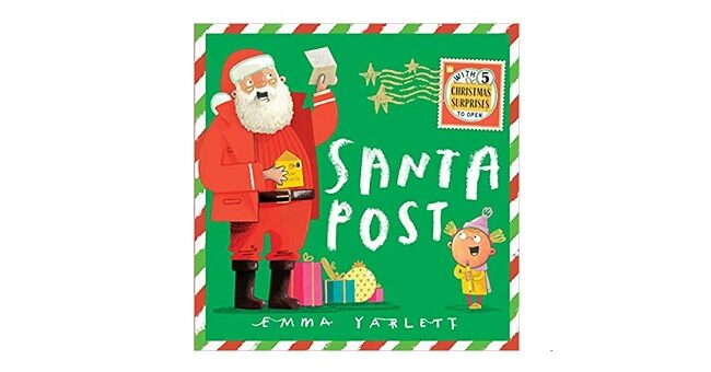 Feature Image - Santa Post by Emma Yarlett