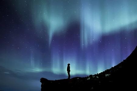 How my Life in Lapland Created Magic aurora-borealis