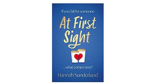 Feature Image - At First Sight by Hannah Sunderland