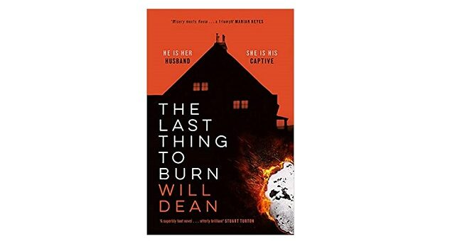 Feature Image - The Last Thing to Burn by Will Dean
