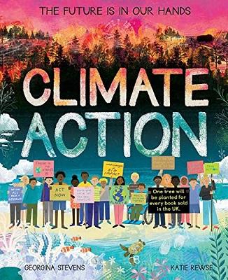 Climate Action by Georgina Stevens