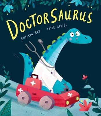 Doctorsaurus by Emi-Lou May
