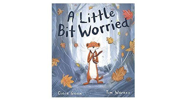 Feature Image - A Little Bit Worried by Ciara Gavin