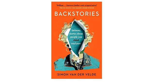 Feature Image - Backstories by Simon Van Der Velde