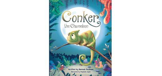 Feature Image - Concker the Chameleon by Hannah Peckham