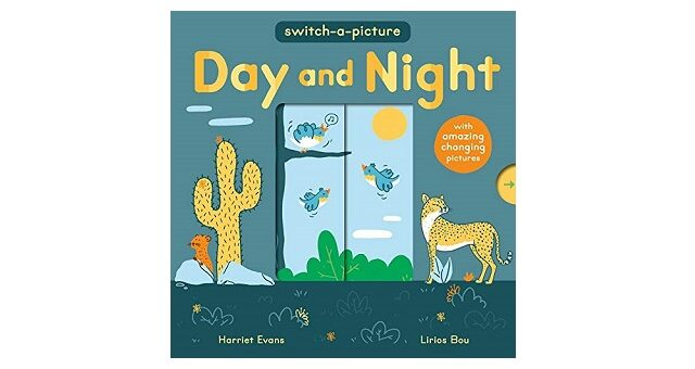 Feature Image - Day and Night by Harriet Evans