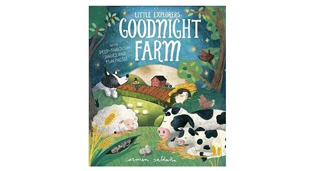 Feature Image - Goodnight Farm by Becky Davies