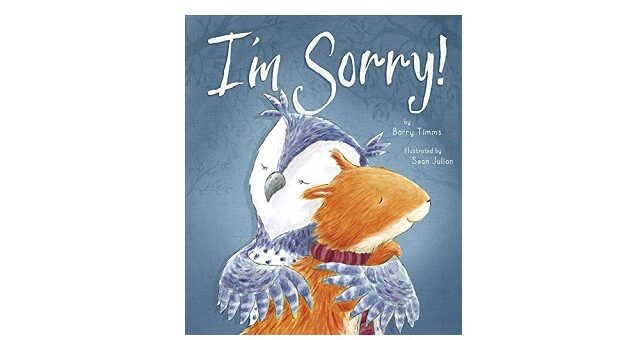 Feature Image - I'm Sorry by Barry Timms