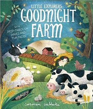 Goodnight Farm by Becky Davies