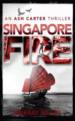 Singapore Fire by Murray Bailey
