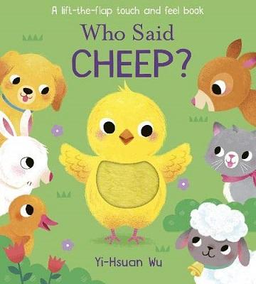 Who Said Cheep by Yi-Hsuan Wu