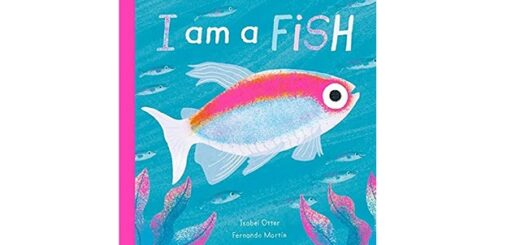 Feature Image - I am a Fish by Isabel Otter