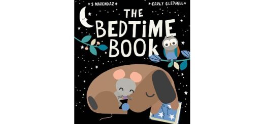 Feature Image - The Bedtime Book by S Marendaz