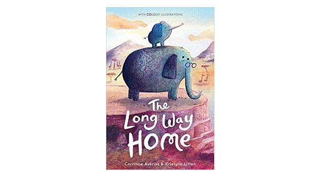 Feature Image - The Long Way Home by Corrinne Averiss