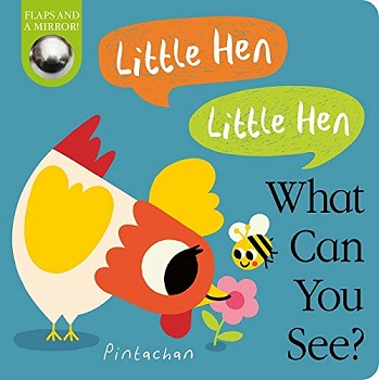 Little Hen! Little Hen! What Can You See by Pintachan