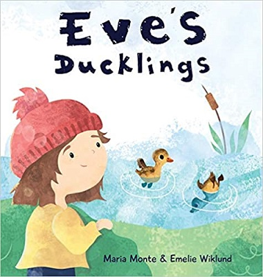 Eves Ducklings by Maria Monte