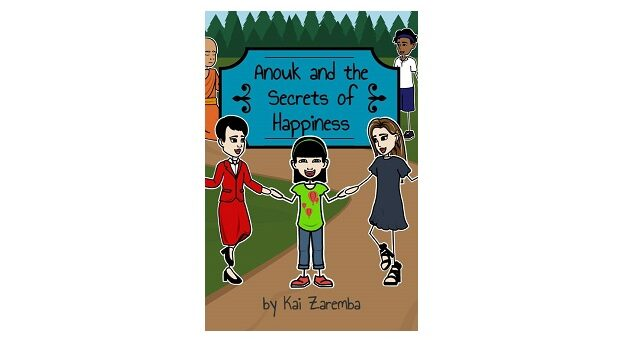Feature Image - Anouk and the Secrets of Happiness by Kai Zaremba