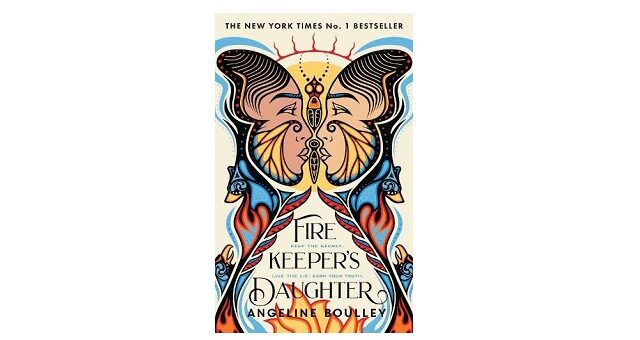 Feature Image - FireKeeper's Daughter by Angeline Boulley