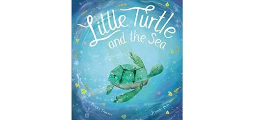 Feature Image - Little Turtle and the sea by Becky Davies