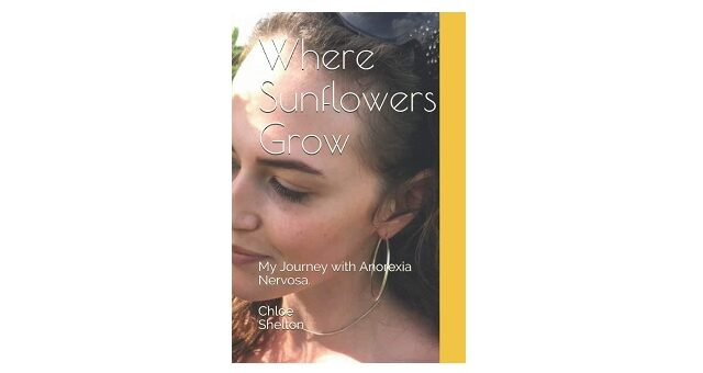 Feature Image - Where Sunflowers Grow by Chloe Shelton