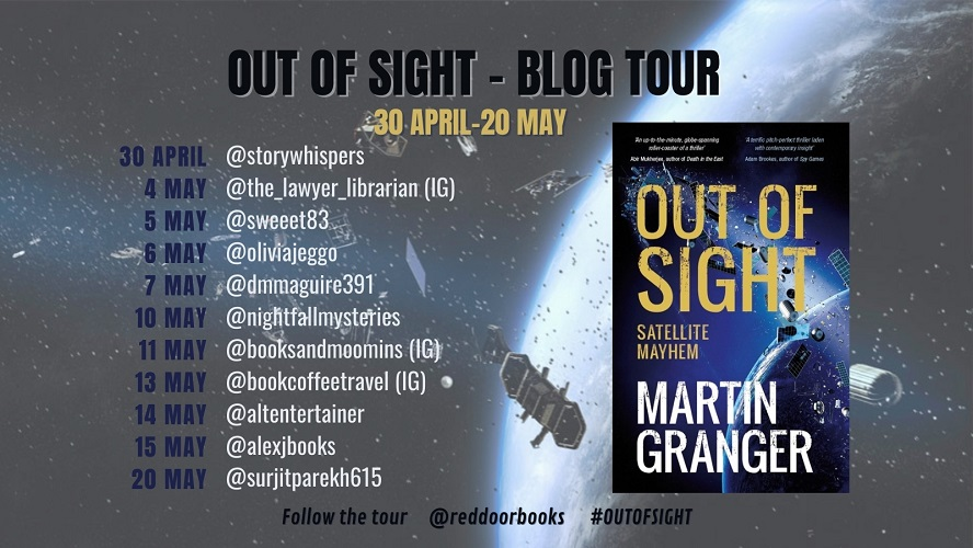 Out of sight tour poster
