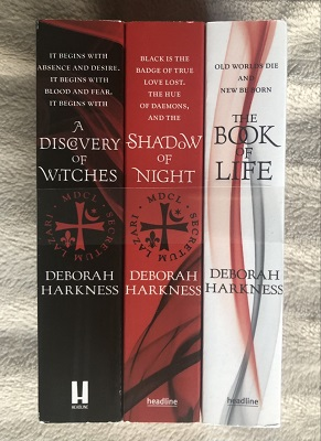discovery of witches box set