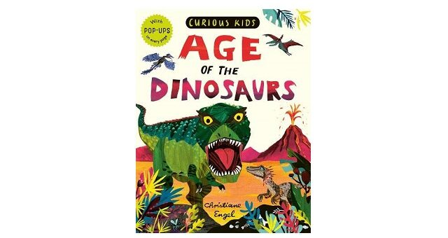 Feature Image - Age of the Dinosaurs by Jonny Marx
