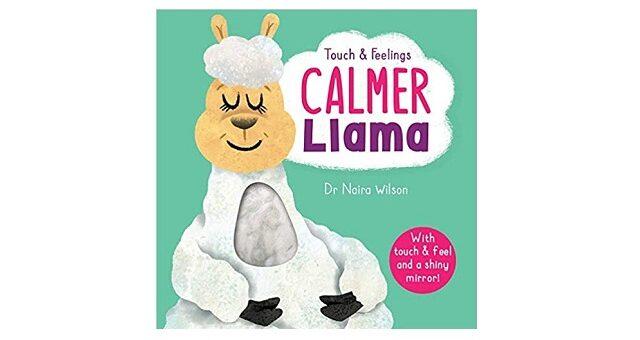 Feature Image - Calmer LLama by Dr Naira Wilson