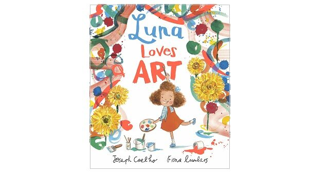 Feature Image - Luna love Art by Joseph Coelho