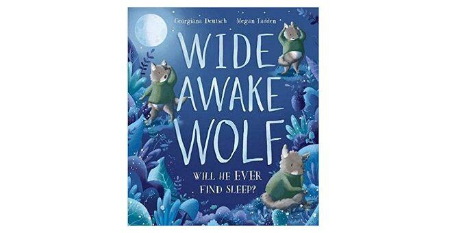 Feature Image - Wide Awake Wolf by Georgiana Deutsch
